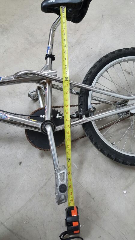 GT Pro Performer Freeystyle BMX Bike Bicycle
