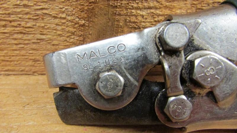 MALCO Pliers SL-1 SNAP LOCK PUNCH