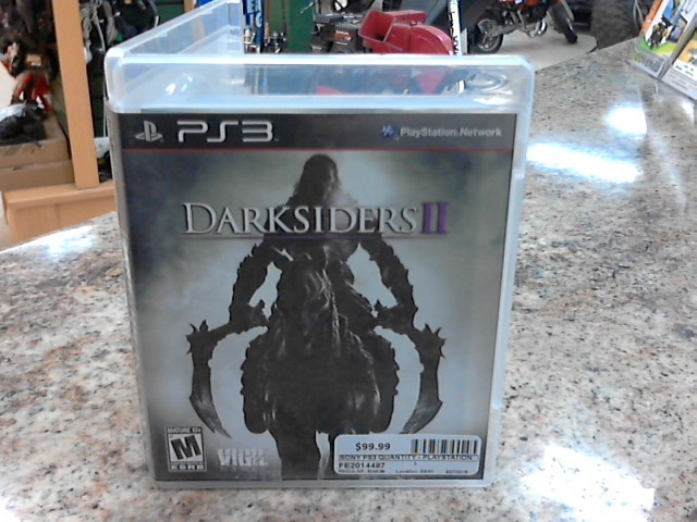 SONY Sony PlayStation 4 Game DARKSIDERS II