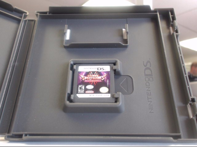 Nintendo DS Game Spectrobes Beyond The Portals