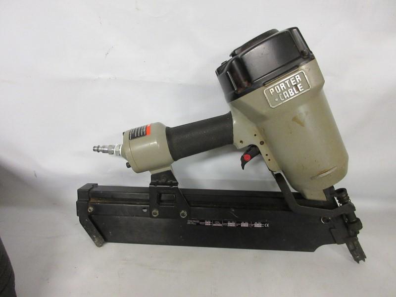 Porter Cable - Nailer/Stapler FC350A