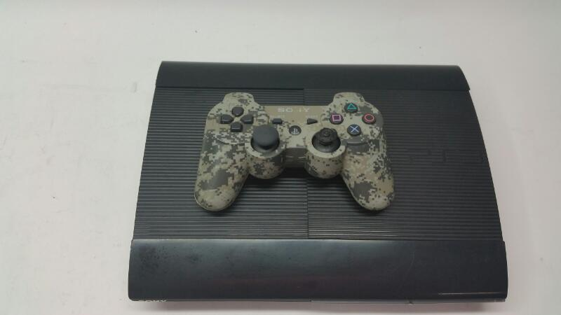 Sony Playstation 3 Model CECH-4001B 250GB