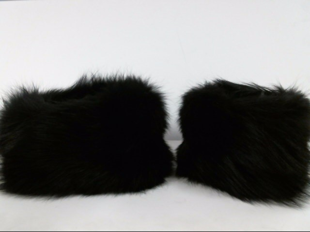 Clothing BLACK FUR