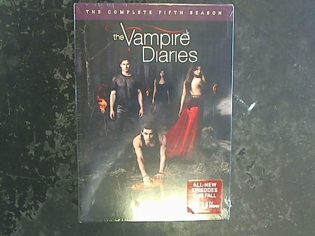 DVD MOVIE DVD THE VAMPIRE DIARIES