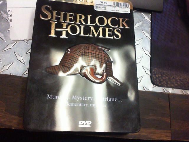 SHERLOCK  HOLMES COLLECTOR'S EDITION