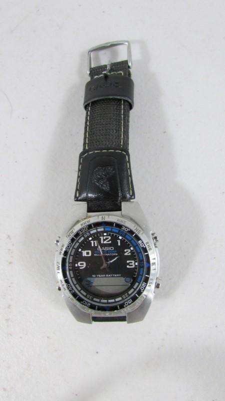 CASIO AMW-700 FISHING GEAR WATCH