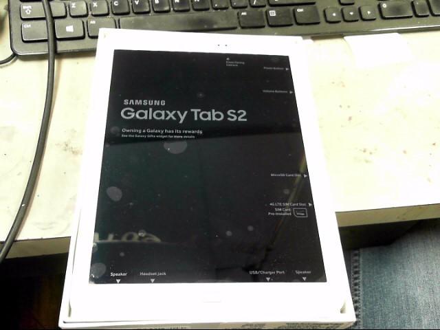 SAMSUNG Tablet GALAXY TAB S2