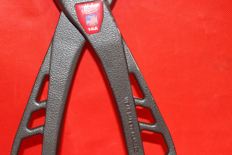 Malco 14A 14 Inch Combination Cut Aluminum Snip
