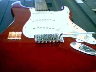 FENDER Electric Guitar SQUIER STRAT