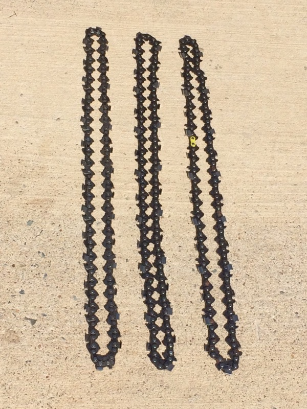 "Misc/Stihl Chainsaw Chains - 20"" - 3/8"" Pitch"