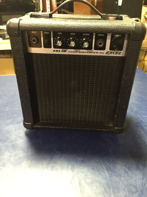 EXCEL Electric Guitar Amp EXL10 GUITAR AMP