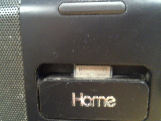 IHOME IPOD/MP3 Accessory IP46