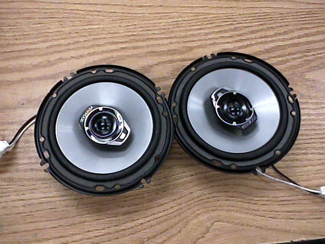 KENWOOD Car Speakers/Speaker System KFC-1662S