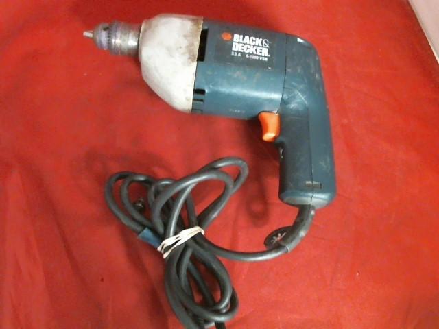 BLACK&DECKER Corded Drill 7190