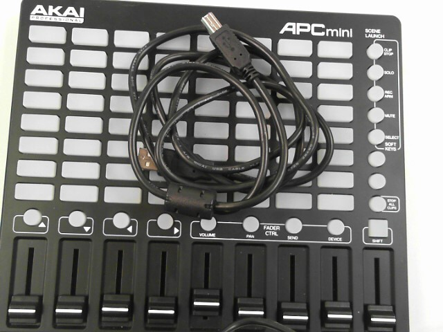 AKAI DJ Equipment APC MINI