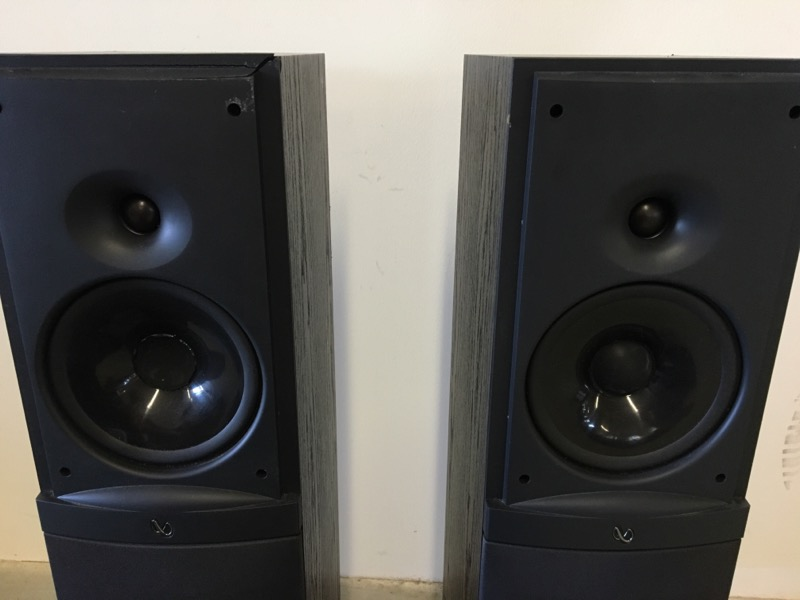 INFINITY Speakers/Subwoofer REFERENCE 2000.4