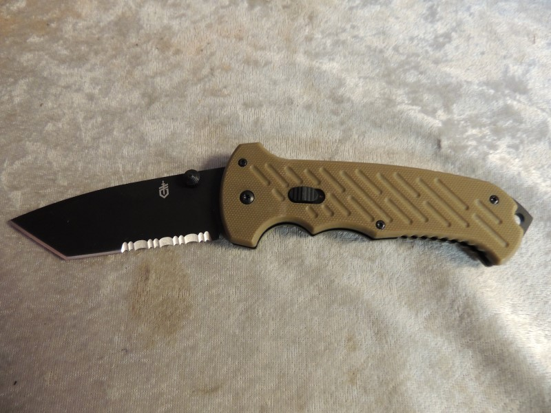 Gerber 06 FAST Assisted Opening Clip Folding Knife