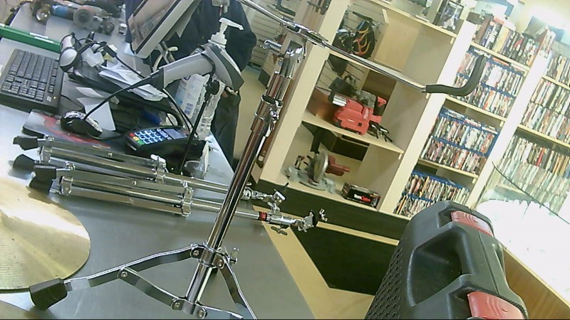 SOUND PERCUSSION Percussion Part/Accessory DRUM STAND