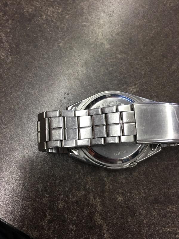 SEIKO Gent's Wristwatch 7S26-8760