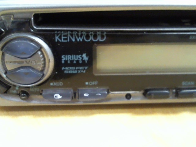 KENWOOD Car Audio KDC-2025