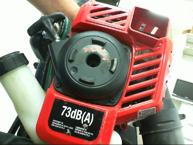 TROY BILT Leaf Blower TB2BP EC