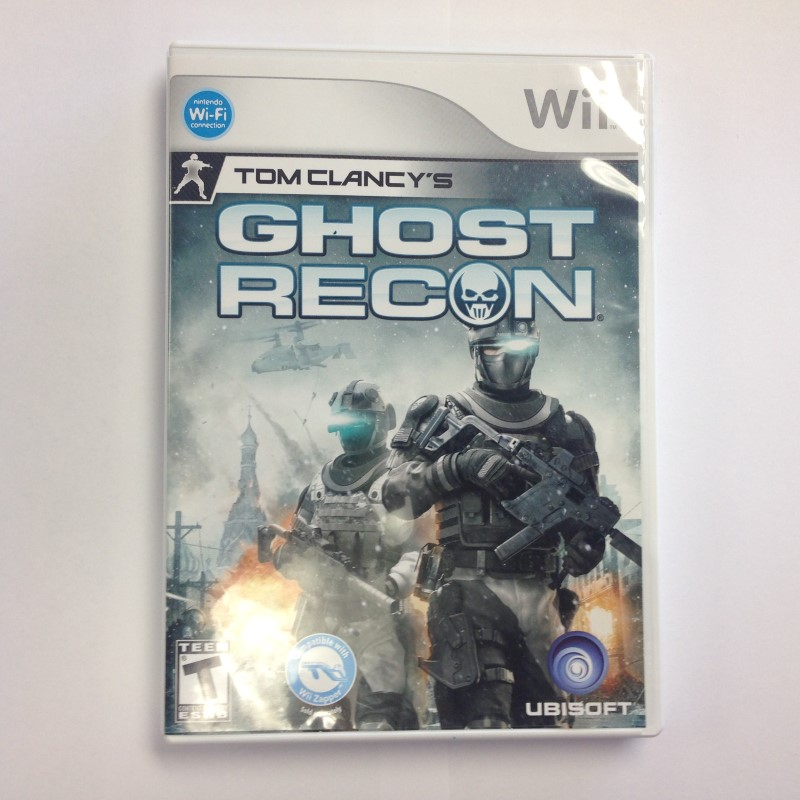 Tom Clancy's Ghost Recon (Nintendo Wii, 2010)