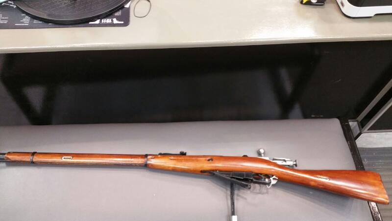 MOSIN NAGANT Rifle M91/30