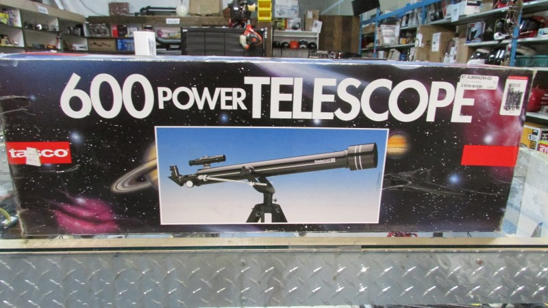 TASCO Telescope GALAXSEE TELESCOPE