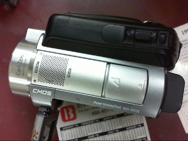 SONY Camcorder DCR-SR220