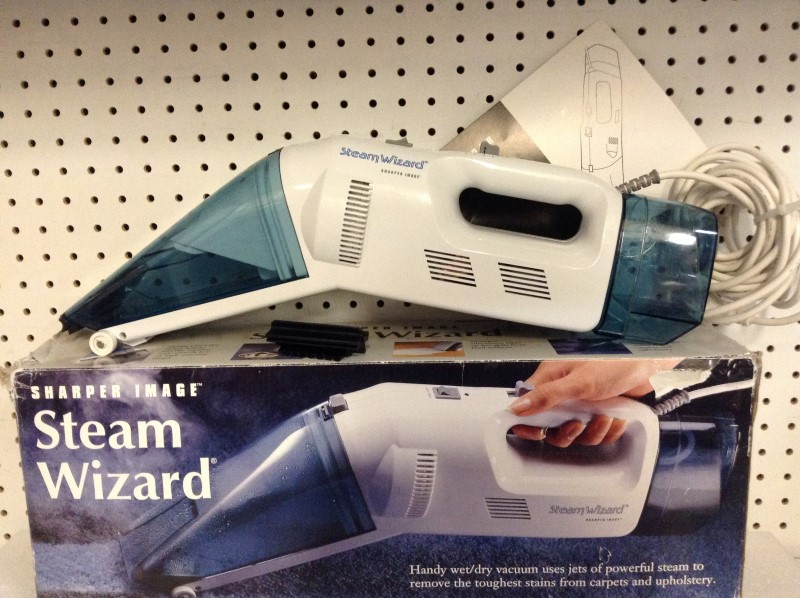 THE SHARPER IMAGE Vacuum Cleaner SM-420