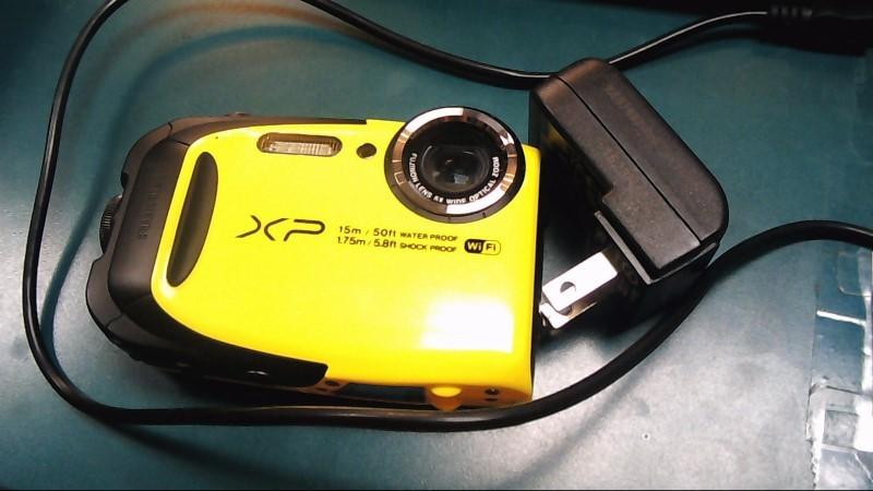 FUJIFILM Digital Camera XP80