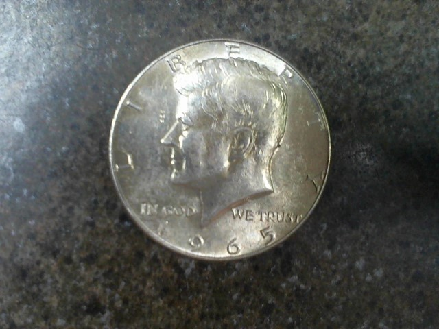 UNITED STATES Silver Coin KENNEDY HALF DOLLARS 1965-1970