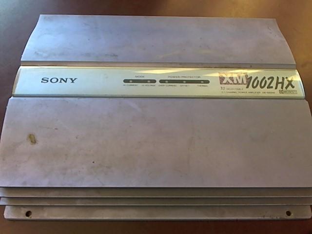 SONY Car Amplifier XM1002HX