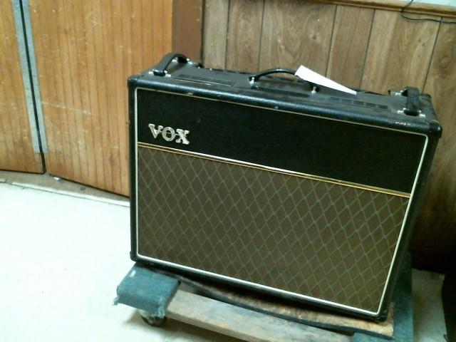 VOX Electric Guitar Amp AC30CC2X