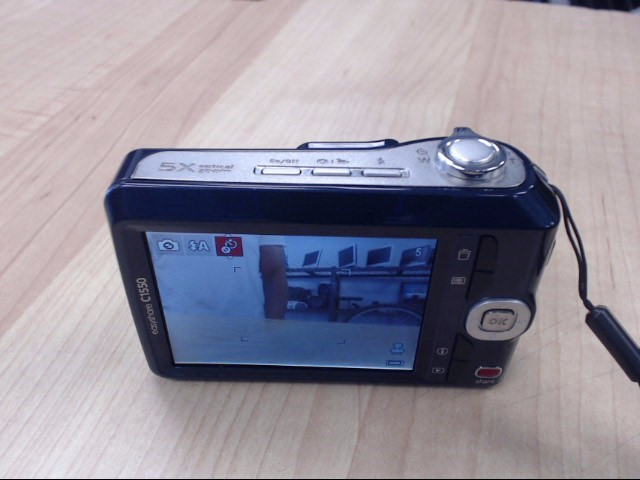 KODAK Digital Camera C1550 EASYSHARE
