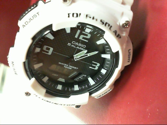 CASIO Gent's Wristwatch SOLAR AQS810W