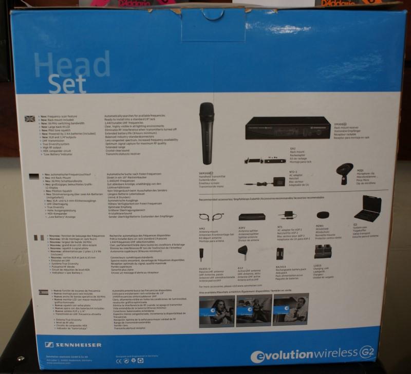 SENNHEISER Microphone EW300 G2