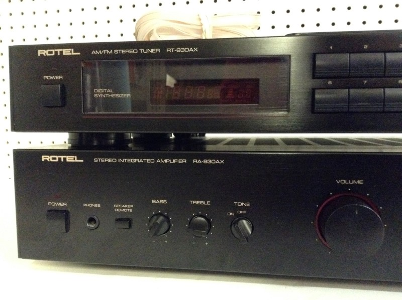 ROTEL Amplifier RA-930AX