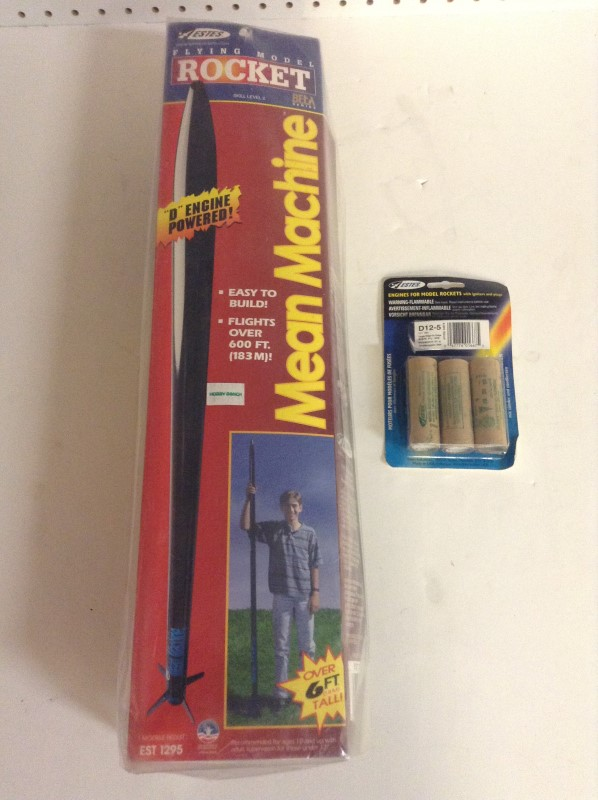 ESTES Miscellaneous Toy ROCKET
