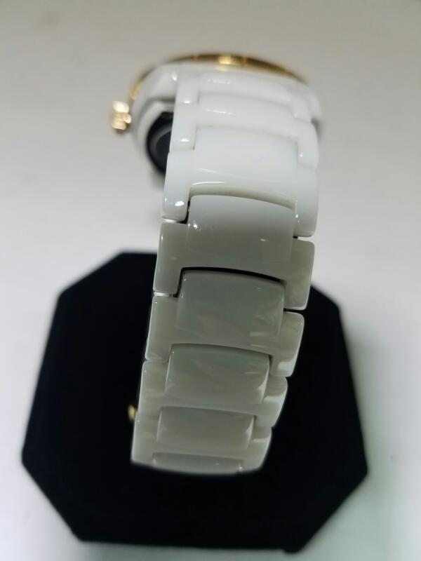 VERSACE 01AC1 HIGH END WATCH   LUCKY PAWN 102.9/14K_DI