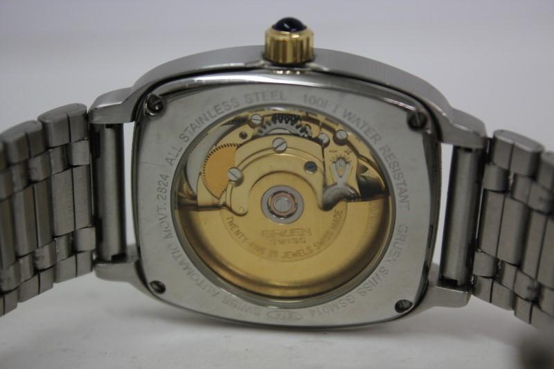 GRUEN Gent's Wristwatch MANS WATCH