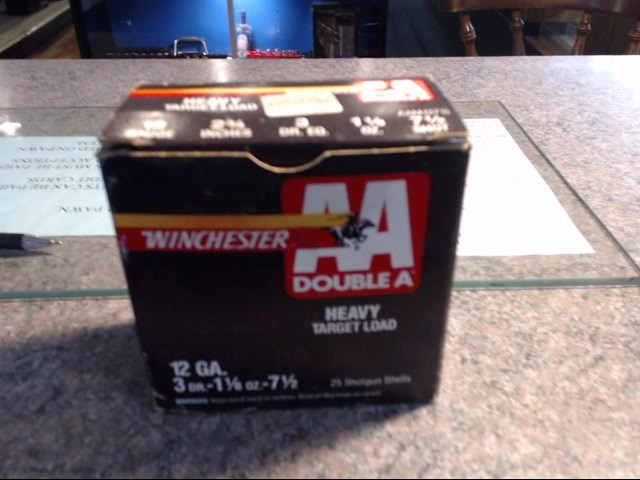 WINCHESTER Ammunition 12 GAUGE HEAVY FIELD LOAD