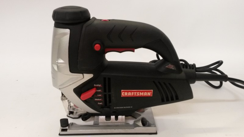 CRAFTSMAN Jig Saw 135.17243 SABRE SAW