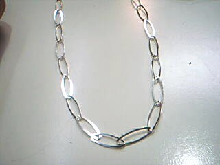"24"" Silver Chain 925 Silver 4.9g"