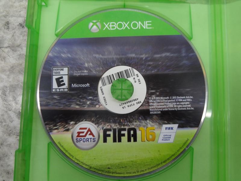 MICROSOFT FIFA 16 (XBOX ONE)