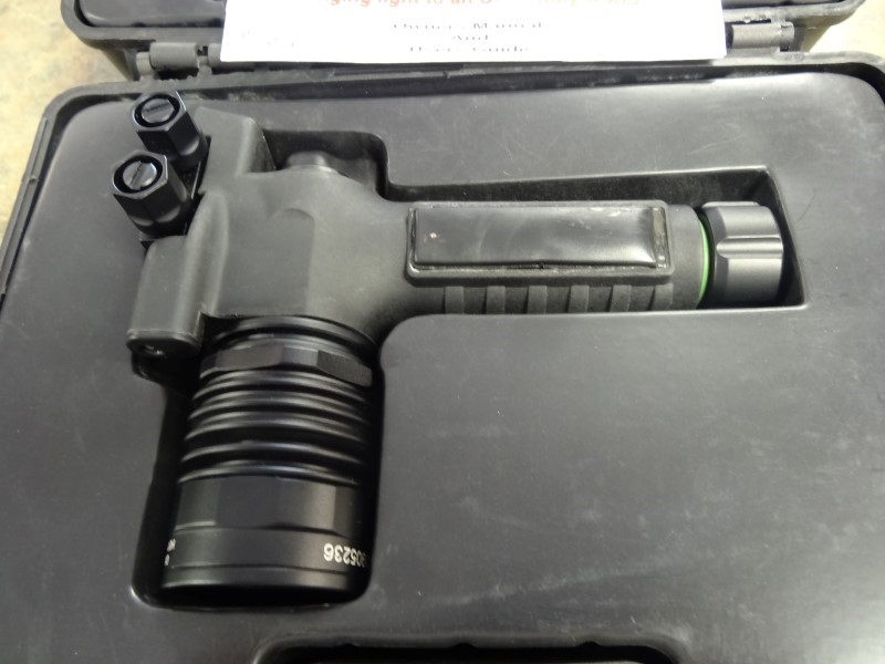 RICO TACTICS Flashlight EVO II