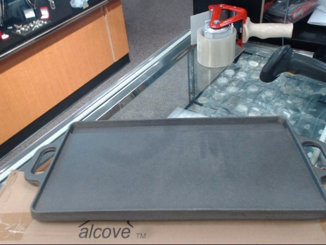 ALCOVE Miscellaneous Appliances 19IN CAST IRON GRIDDLE