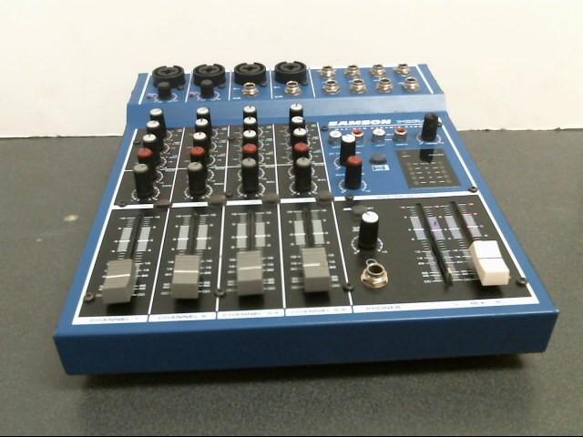 SAMSON Mixer MDR6