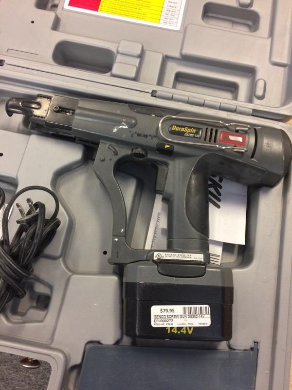 SENCO Screw Gun DS202-14V