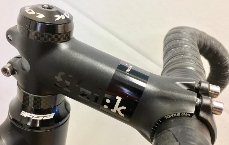 LOOK (AL464P) Aluminum/Carbon Fiber Track Bike (M)53cm